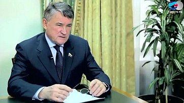 Ю. Воробьев об итогах работы Комитета общественной поддержки жителей Юго-Востока Украины