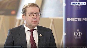 Алексей Майоров овопросах сбережения природы