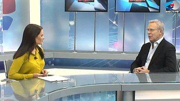 Возрождение норм ГТО. Программа телеканала «Вместе-РФ» Крупным планом