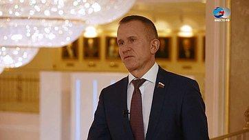 В. Кравченко обобсуждении поправок кКонституции РФ вТомской области
