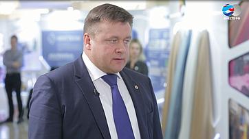 Н.Любимов овключении Рязанской области внациональные проекты