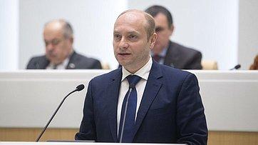 Выступление Министра Российской Федерации поразвитию Дальнего Востока А.Галушки