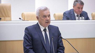 Входе «Времени эксперта» вСФ выступил президент публичного акционерного общества «ЛУКОЙЛ» Вагит Алекперов