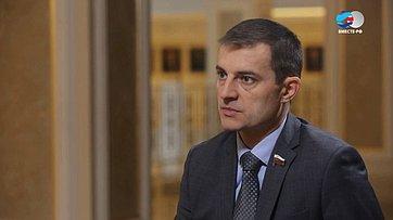 Д. Шатохин омодернизации дорожно-мостового комплекса России