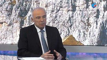 Глава Республики Адыгея осоциально-экономическом развитии республики