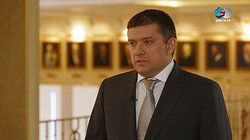 Н. Журавлев опроекте закона поборьбе с«финансовыми пирамидами» всети Интернет