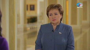 Елена Бибикова. Повышение пенсий иотмена справок для получения пособий
