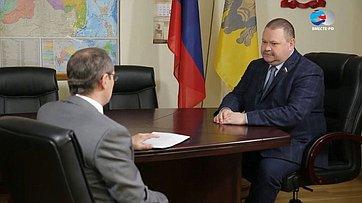 О. Мельниченко оДнях Пензенской области вСовете Федерации