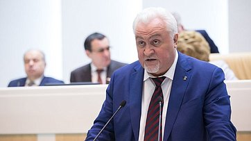 Представители власти Тамбовской области выступили вСовете Федерации