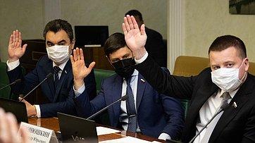 Заседание Комитета СФ поэкономической политике. Запись трансляции от30марта 2020года