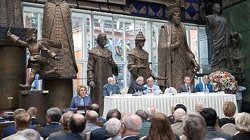 Выступление В. Матвиенко наторжественном заседании Общего собрания членов Российской академии художеств