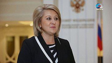Лилия Гумерова оПослании Президента РФ Федеральному Собранию