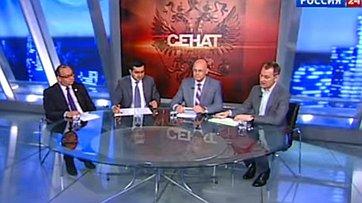 Диспансеризация для россиян. Программа «Сенат» телеканала «Россия 24»