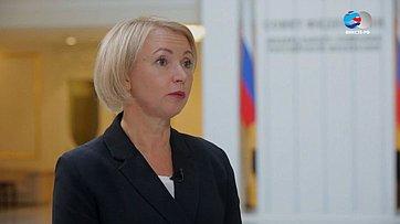 И. Гехт оВтором Евразийском женском форуме