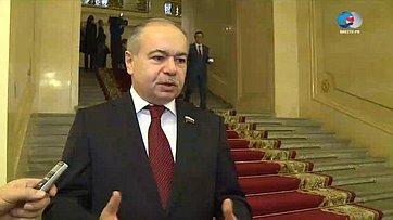 Сенаторы продолжают комментировать Послание Президента РФ