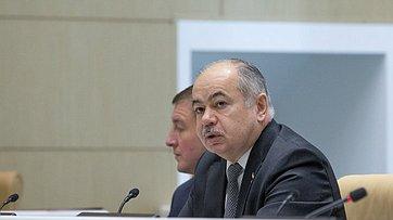 Ильяс Умаханов обитогах визита делегации СФ вРеспублику Сербию