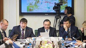 Расширенное заседание Комитета СФ поэкономической политике. Запись трансляции от27февраля 2018г