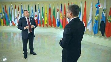 А. Кондратьев опринятом СФ пакете антитеррористических законов 2016