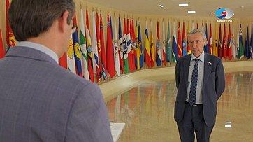 Андрей Климов. Международная повестка— Минскому договору нет альтернативы