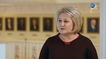 Л. Гумерова осотрудничестве России иТаджикистана вгуманитарной сфере