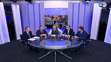 Проблемы лесного хозяйства. Программа «Сенат» телеканала «Россия 24»