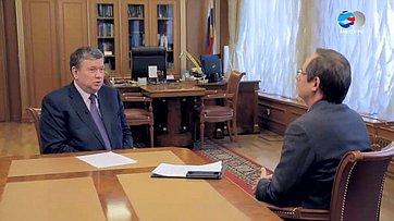 Е.Бушмин осоциально-экономическом развитии Ростовской области