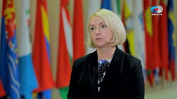 И. Гехт оцелях изадачах Комитета сельских женщин России