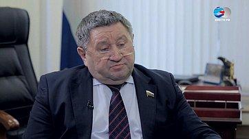 М. Пономарев осоциально-экономическом развитии Тюменской области