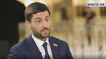 Алексей Синицын онацпроекте поповышению производительности труда