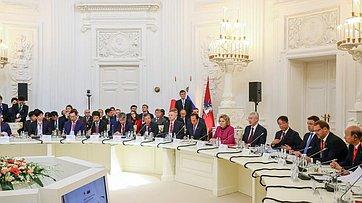 Выступление В.Матвиенко назаседании Совета губернаторов России иЯпонии