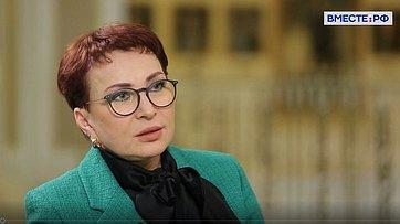 Татьяна Кусайко обакции «Круг добра» для детей сСМА