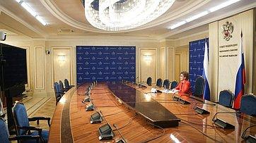 Галина Карелова выступила нафинальном модуле программы «Женщина-лидер»