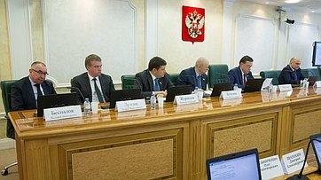 Расширенное заседание Комитета СФ побюджету ифинансовым рынкам. Запись трансляции от28января 2019года