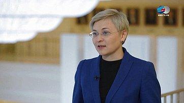 Л. Бокова ороссийском проекте поцифровой грамотности «Сетивичок»