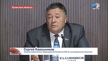 С.Калашников: Вэкспертном сообществе нет порядка