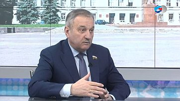 Председатель заксобрания Кировской области В. Быков оразвитии сельского хозяйства врегионе