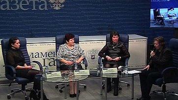 Людмила Козлова приняла участие в работе «круглого стола» на тему «Когда россияне смогут заказывать лекарства через интернет?»