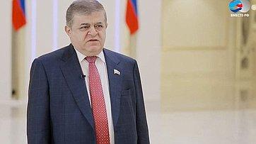 В. Джабаров о российско-турецких отношениях