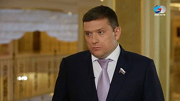 Н. Журавлев оПослании Президента РФ Федеральному Собранию
