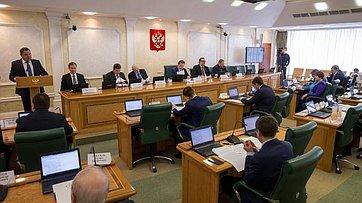 Расширенное заседание Комитета СФ побюджету ифинансовым рынкам. Запись трансляции от11марта 2019года