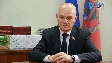 М. Щетинин оразвитии сельского хозяйства вРФ ипроекте «Мичуринская долина»