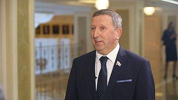 Комментарий Сергея Березкина поитогам встречи Президента РФ ссенаторами