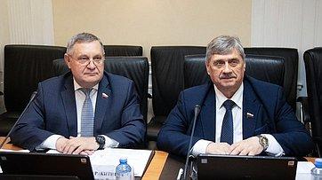 Совместное заседание Комитета СФ помеждународным делам иКомитета СФ пообороне ибезопасности. Запись трансляции от29апреля 2020года