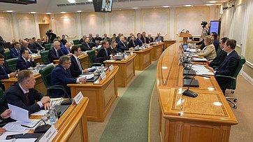 Выступление В. Матвиенко наежегодном совещании Председателя СФ состатс-секретарями– заместителями руководителей федеральных органов исполнительной власти