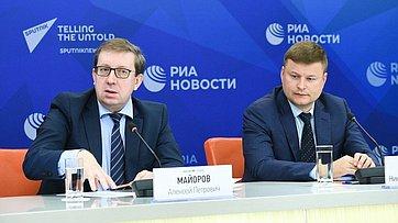 Алексей Майоров принял участие вонлайн-конференции, посвященной вопросам совершенствования природоохранного законодательства России