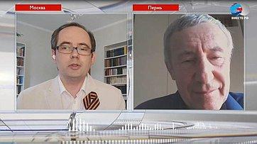А. Климов обУкраине иновом главе исполнительного комитета реформ