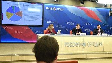 Пресс-конференция натему «Газификация российских регионов»
