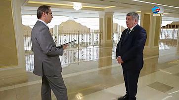 В.Семенов обинвестиционном потенциале Красноярского края