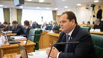Расширенное заседание Комитета СФ побюджету ифинансовым рынкам. Запись трансляции от3декабря 2018года