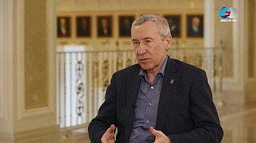 А. Климов обольшой политике ирешении задач врегионах России